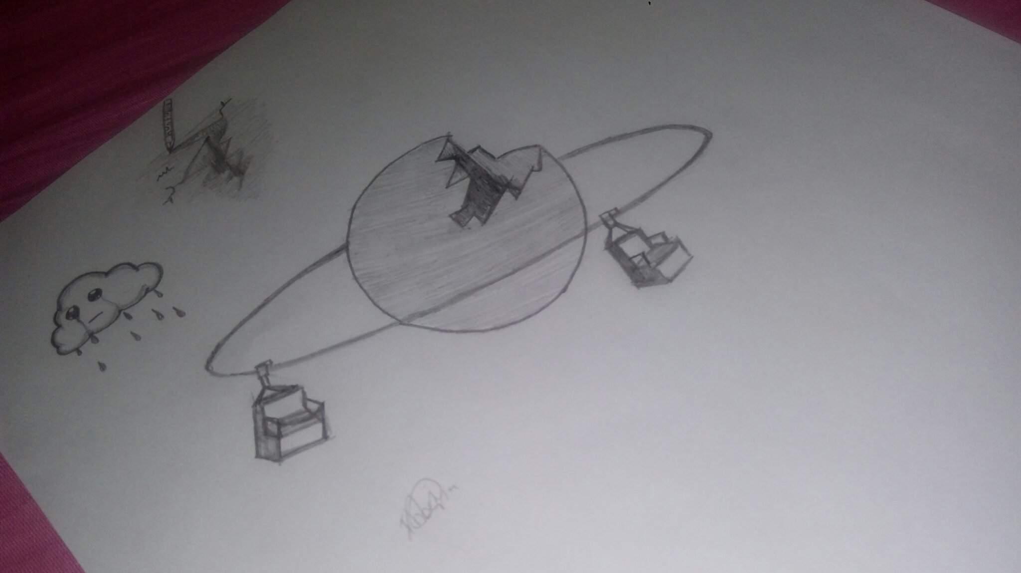 Desenho Quando Estou Triste Desenho Sempre Creepypastabr