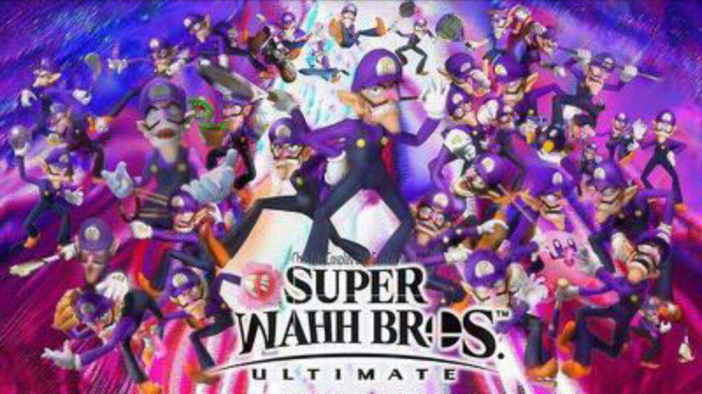 Oh woow  Its time for the dlc leak   Smash Amino