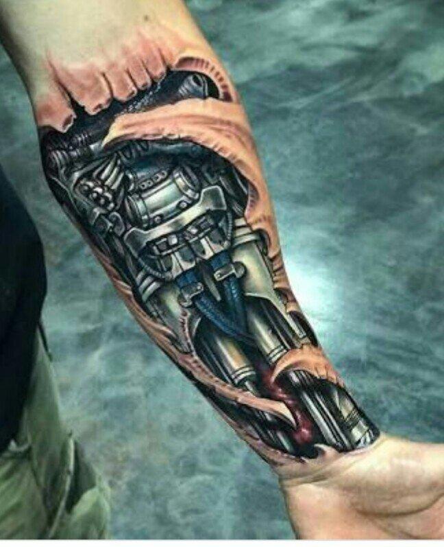 Top 5 Tatuagens 3d Tatuagem Amino