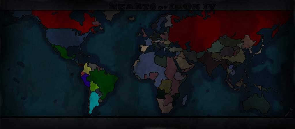 Hoi4 Map Mapping Polandball Amino Amino