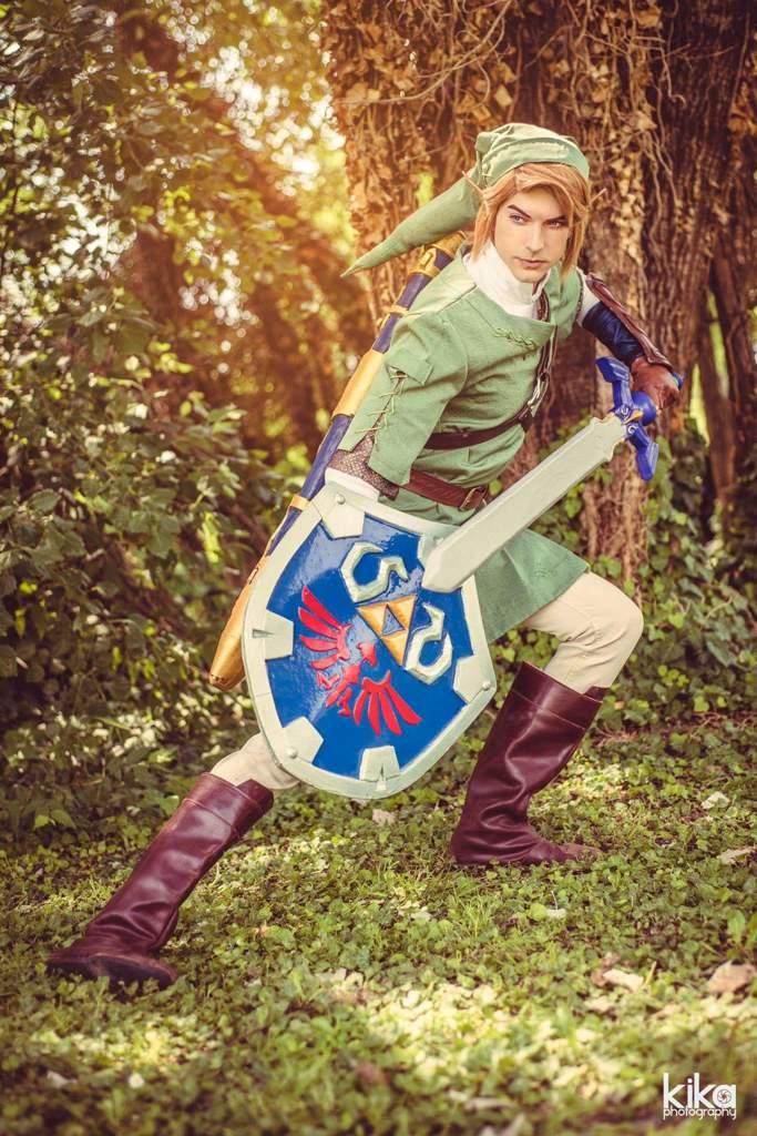 Link The Legend Of Zelda Twilight Princess Cosplay Amino