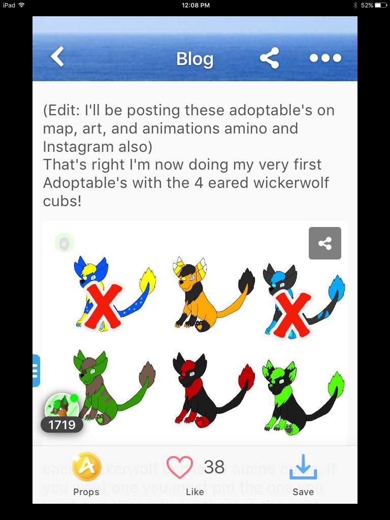 2 down 4 more 4 eared wickerwolf cubs to go | Furry Amino