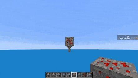 r/Minecraft - Minecraft + Mario using 1 13 features