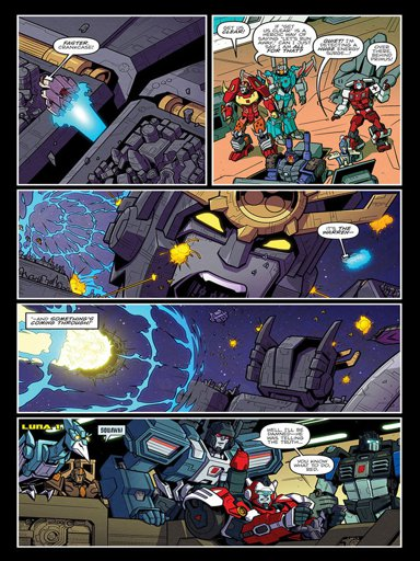Itunes Preview For Idw Transformers Lost Light 24 With Fortress