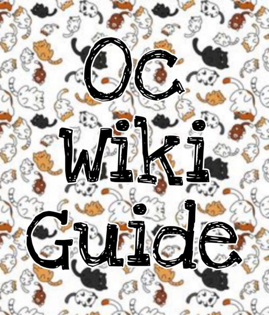 Oc Wiki Guide Warrior Cats Amino Amino