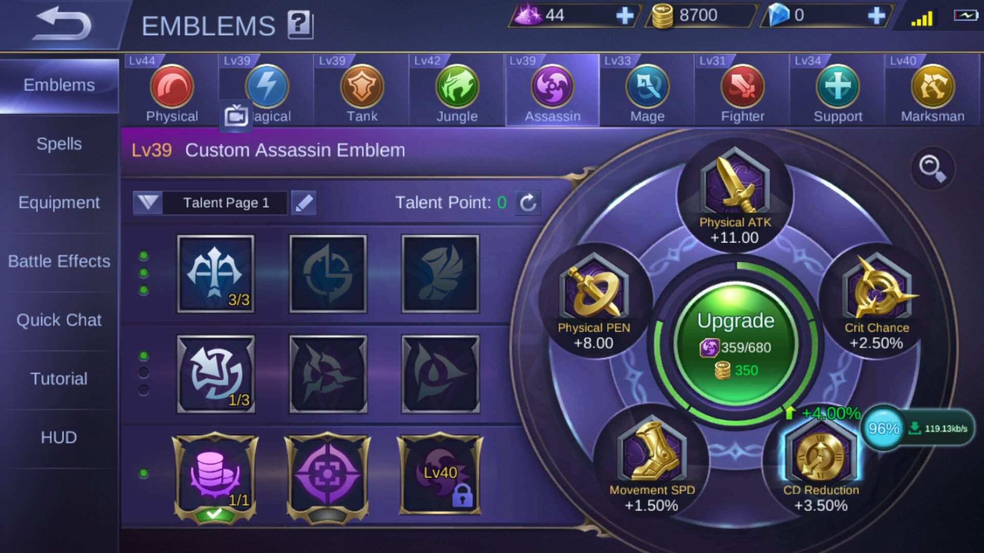 Guide how to use a Lesley   Mobile Legends Amino Amino