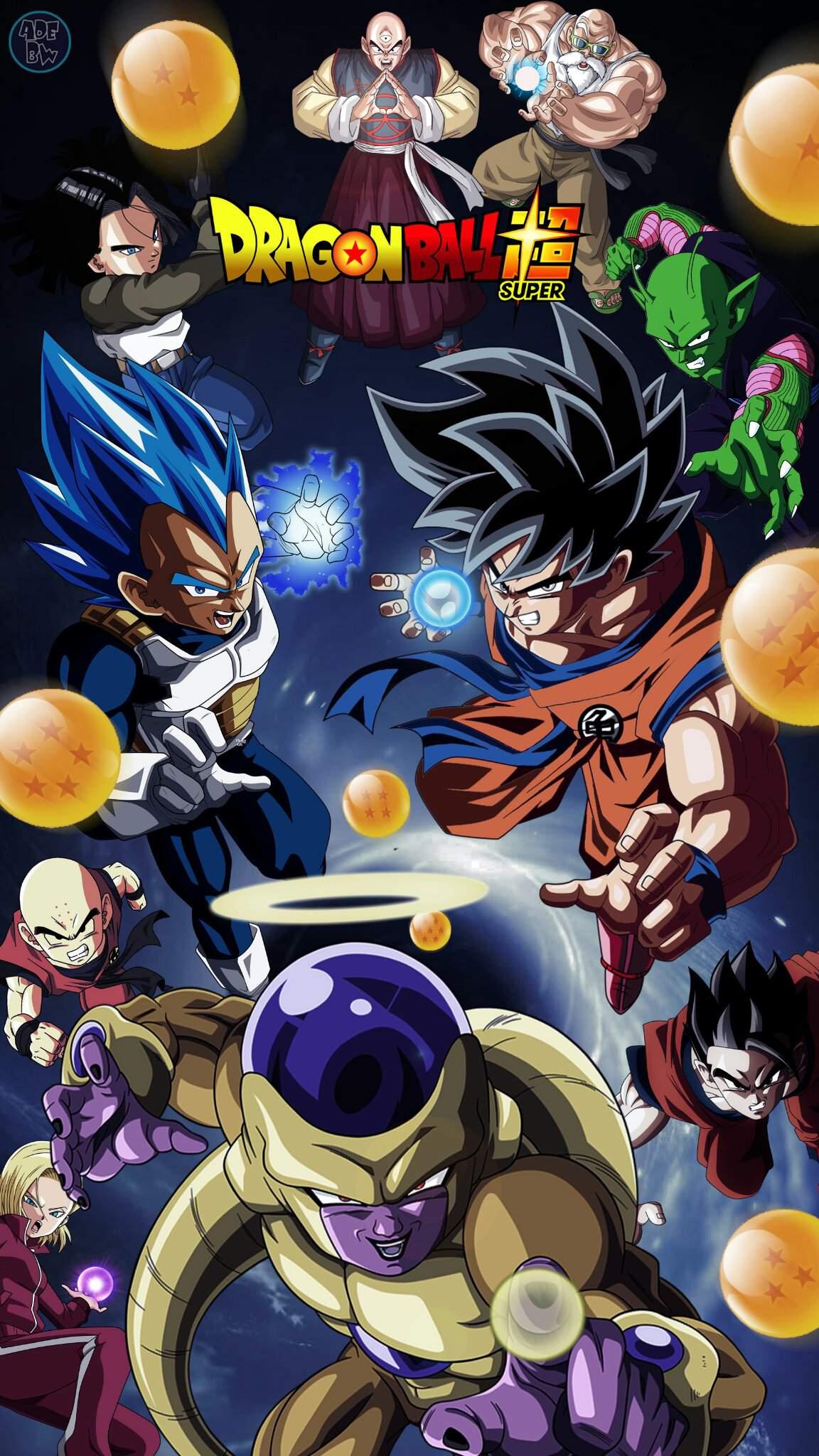 N O V I D A D E S Dragon Ball Dragon Ball Super Dublado E