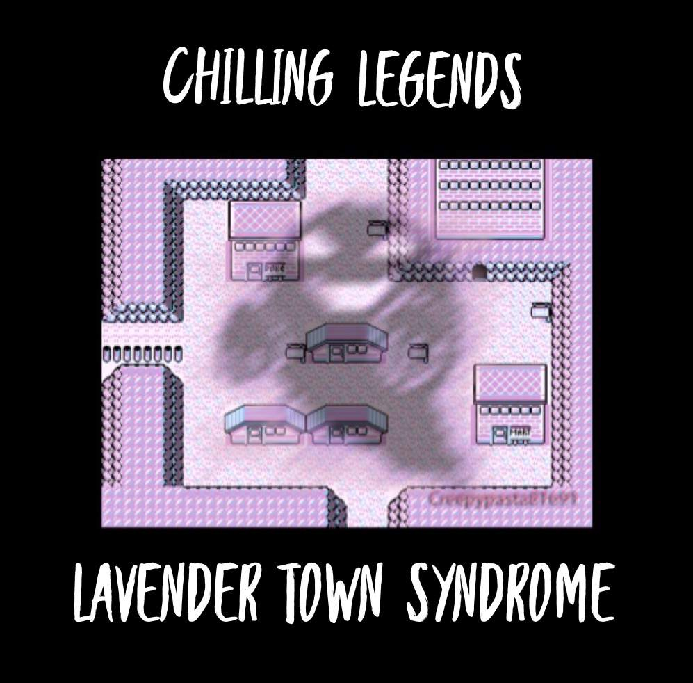 Chilling Legends Lavender Town Syndrome Japan Amino