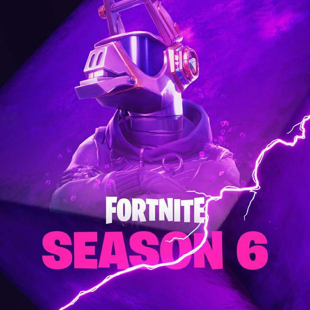 Fortnite Season 6 Teaser Also Im Back Fortnite Battle