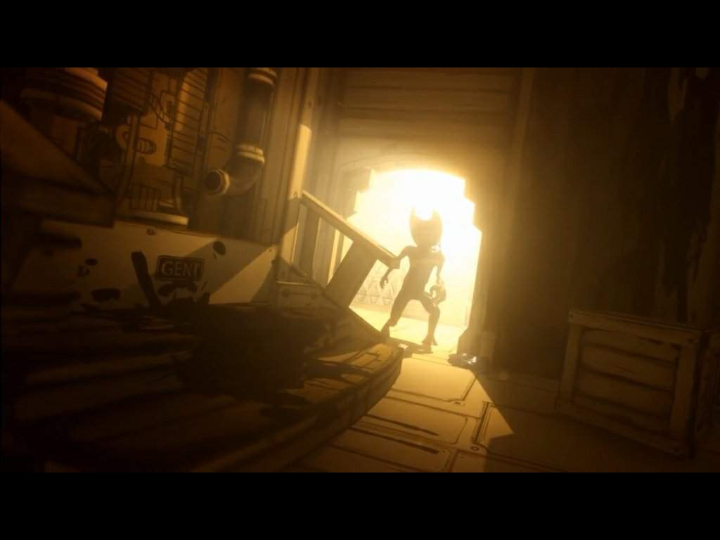 Bendy And The Ink Machine Is Coming To Xbox One This Fall