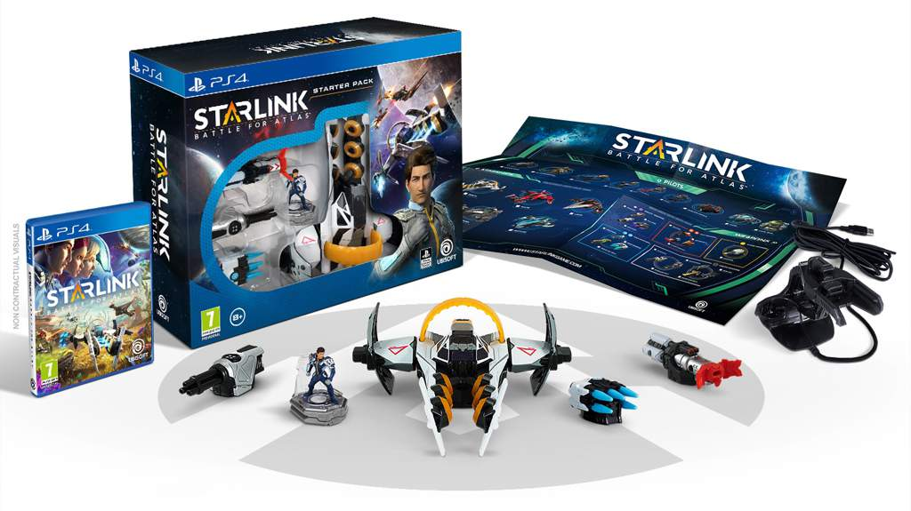 Starlink Battle For Atlas Toys To Life Games Is It Worth It