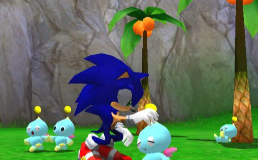 Games I would LOVE to be on Nintendo Switch #2: Sonic