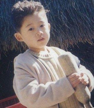 Hanbin masa kecil