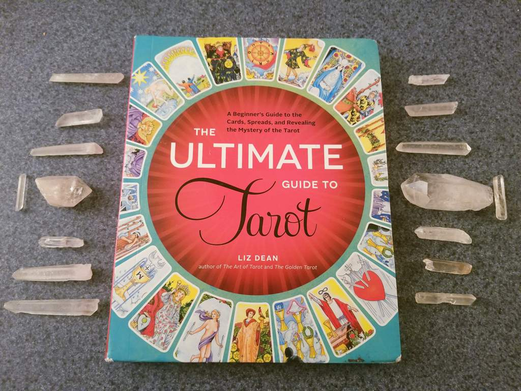 Pre-order the ultimate guide to tarot card meanings in print.