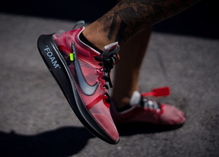 993ed9d66db9 Here are some more images of the Off White x Nike Zoom fly SP