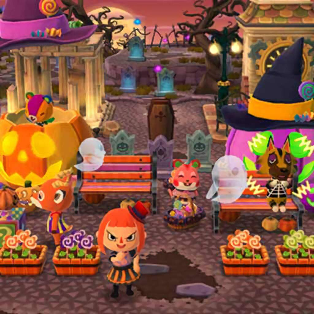 halloween update | animal crossing amino