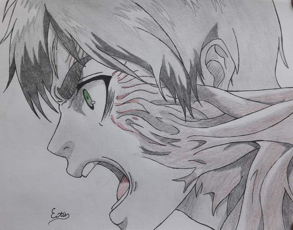 Eren Yeager Attack On Titan Season 3 Anime Amino