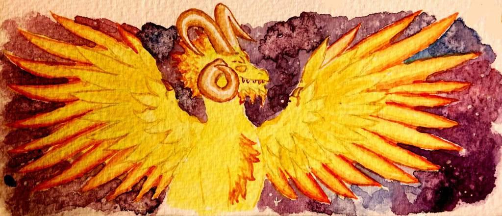 Sun Dragon Dragonvale Watercolor Dragonvale Amino