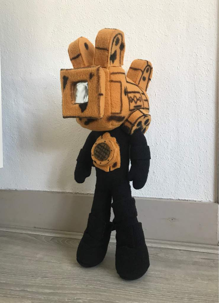 I Want To Buy Used Com >> The Projectionist Plushie📽 | Bendy and the Ink Machine Amino