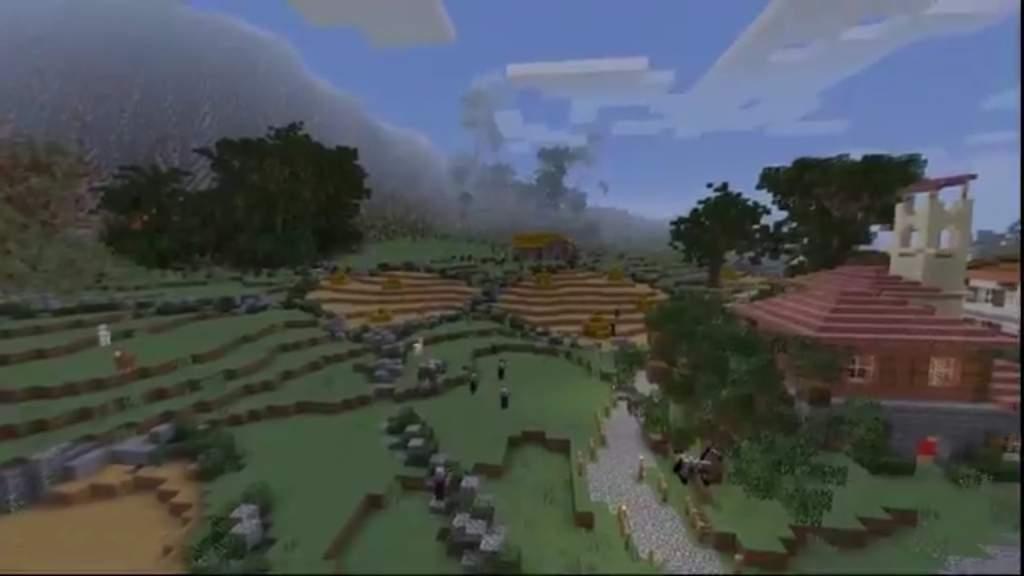 Minecraft Village Pillage Update Revealed Nintendo Switch Amino