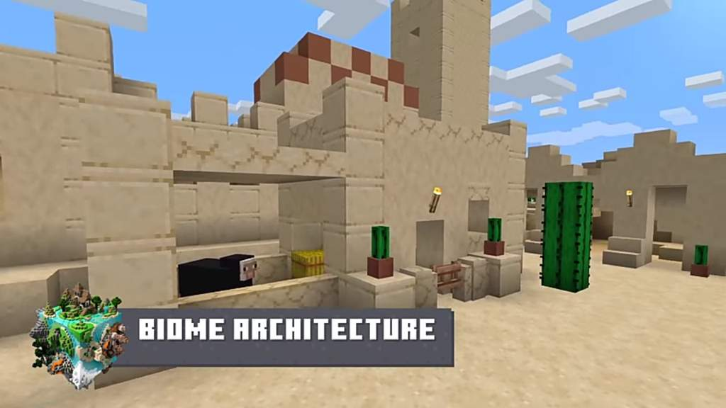 New Minecraft Theme Update Summarization & Trailer Revealed