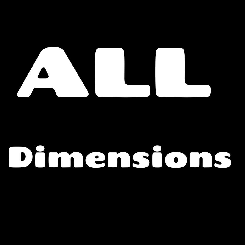 Speed run 4: introducing all dimensions | Roblox Amino