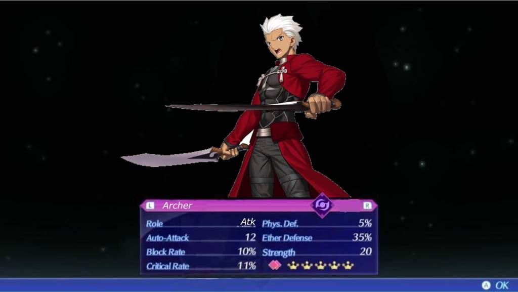 Build A Blade Challenge Archer Xenoblade Amino