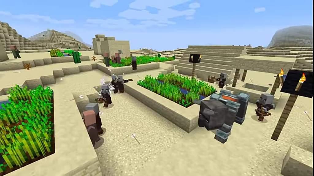 New Minecraft Theme Update Summarization & Trailer Revealed