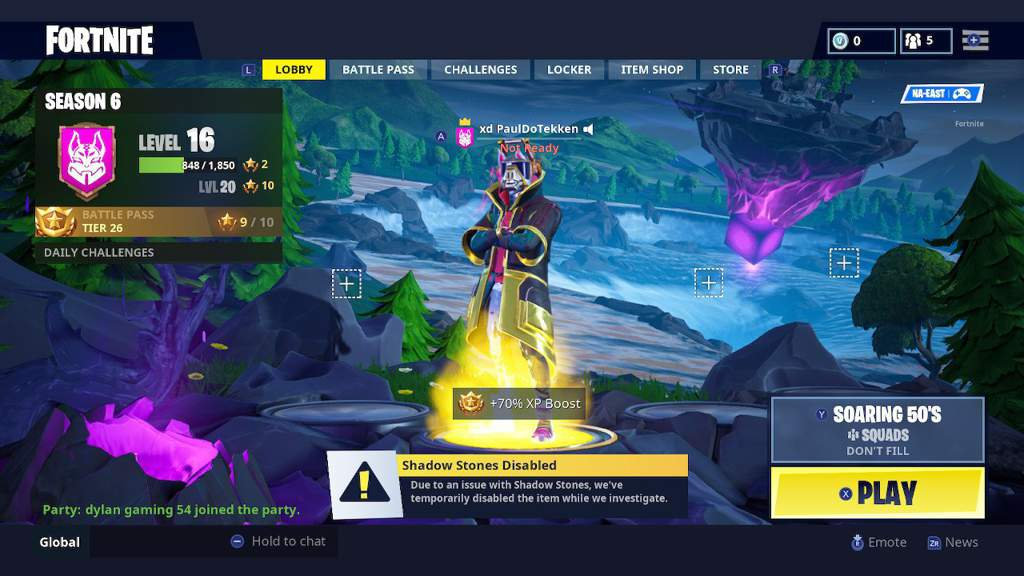 dj yonder wearing drift s clothes lmao fortnite battle royale