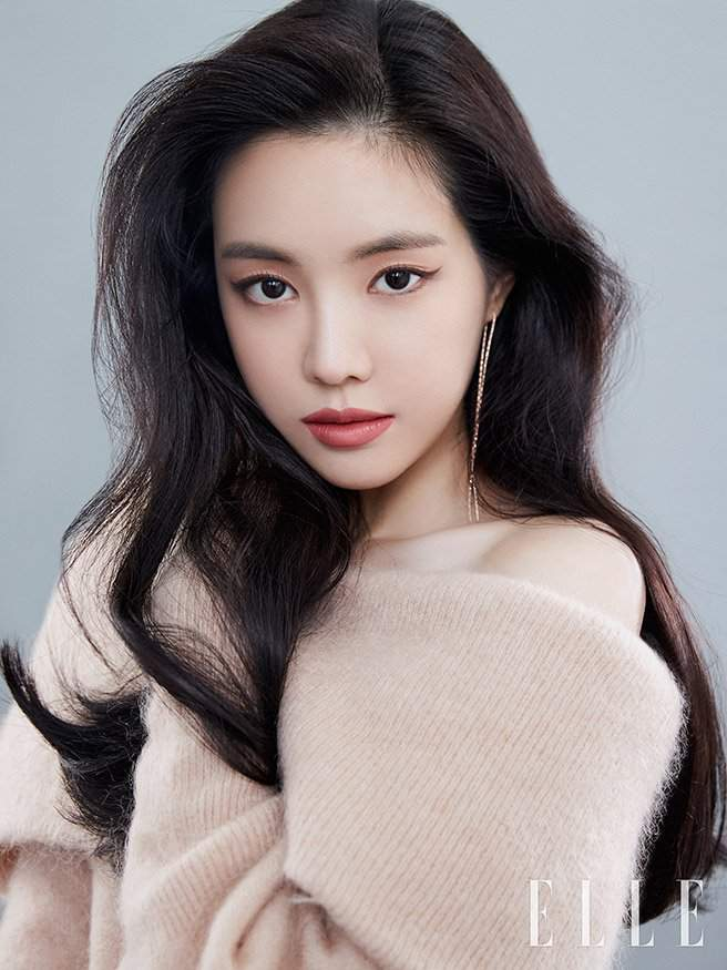 Son Naeun pretty