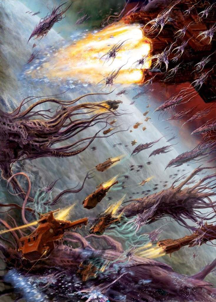 Hive Fleet invasion: Galactic Empire Era |  Star Wars Amino