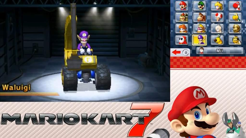 Mario Odyseey and Bowsette in MKWii? - Custom Mario Kart