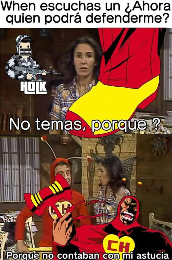 Por Que Soy El Chapulin Colorado V Memes Amino Espanol Amino