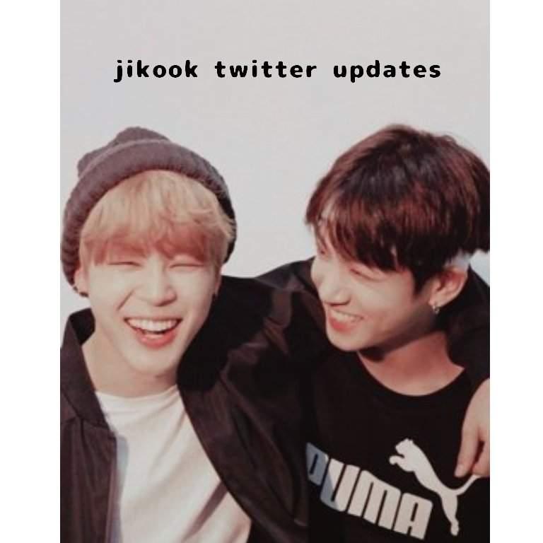 Jikook twitter update   ARMY's Amino