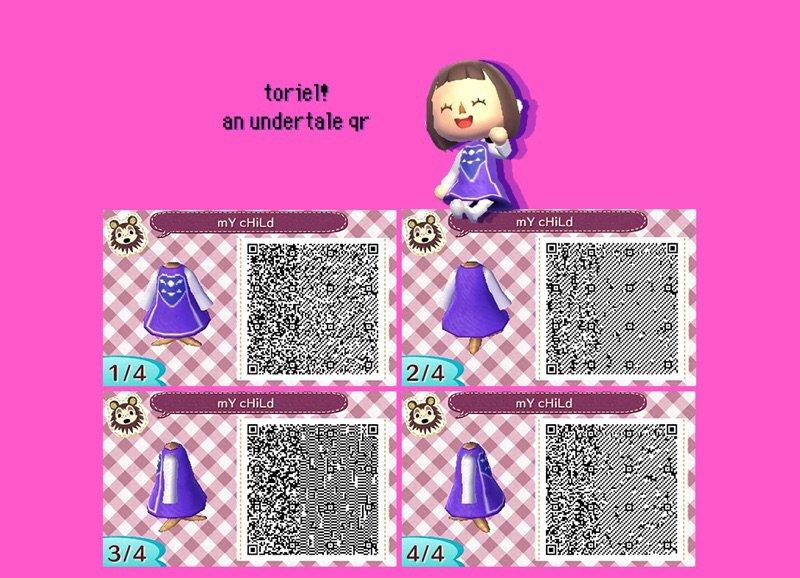 Aesthetic Cute Animal Crossing Qr Codes Wallpaper ...