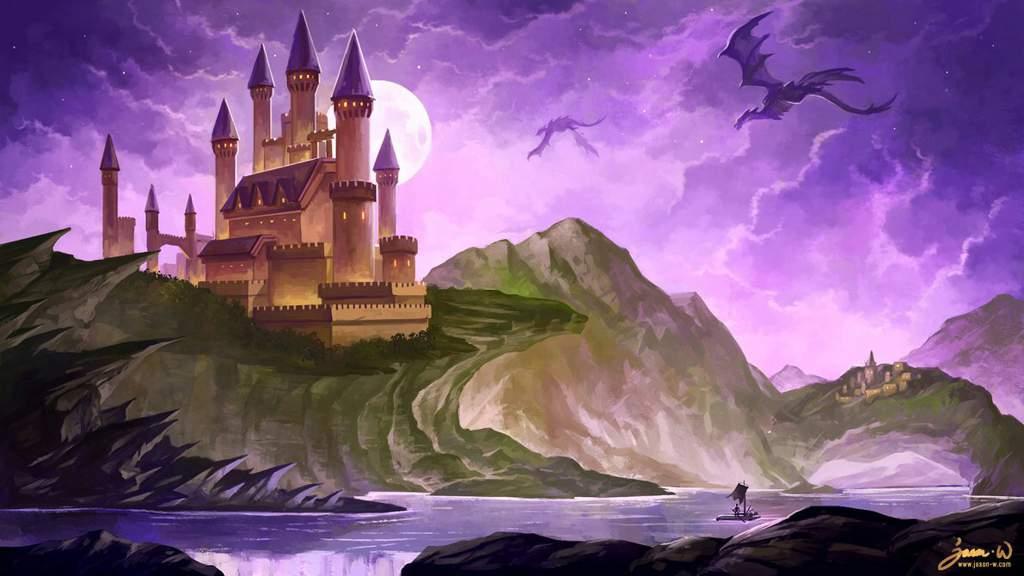 своей магические замки картинки ещё один отличный