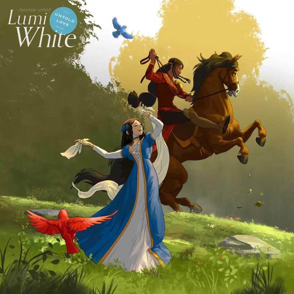 Lumi White (The untold story of Snow White) | Yuri Manga & Anime Amino