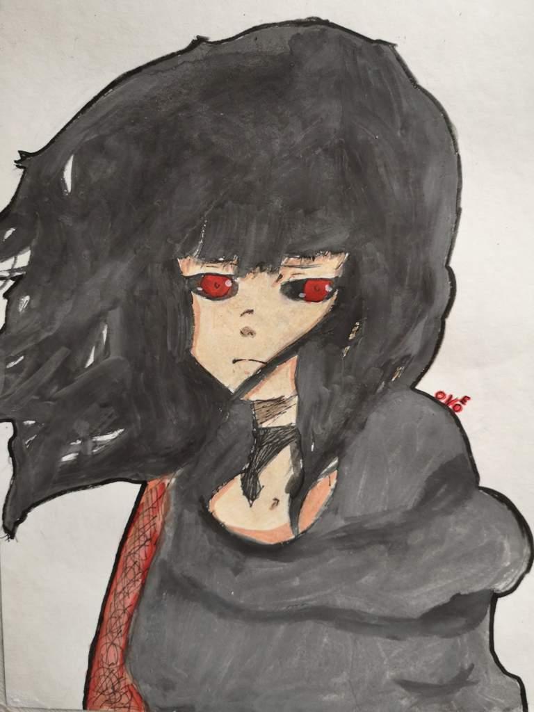 Gan art of Kurona! | Ghoul Amino