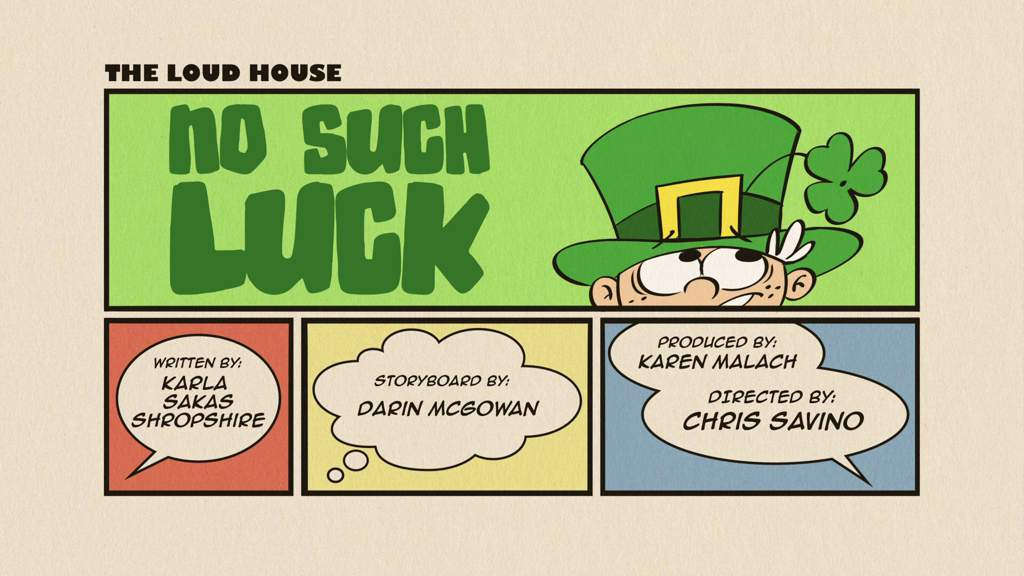 My Review of No Such Luck | The Loud House Amino Amino
