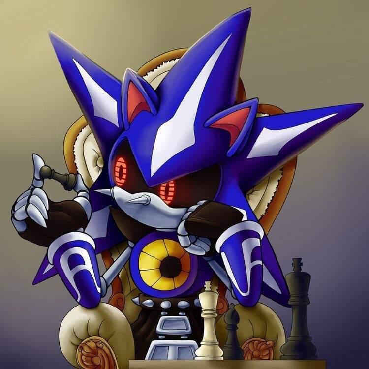 Néo Métal Sonic