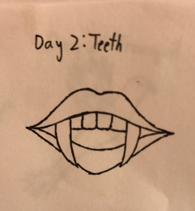 Day Two Vampire Amino