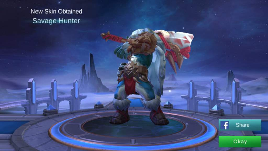 Balmond Savage skin! From war medal  ◇Mobile Legends Amino◇ Amino