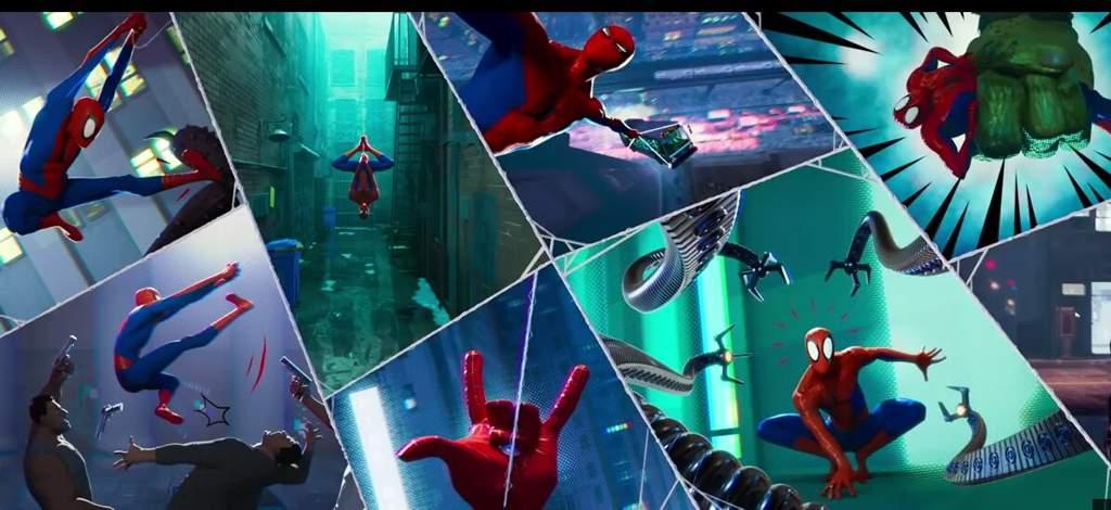 Curiosidades Del Trailer De Spider Man Un Nuevo Universo Marvelesa Amino