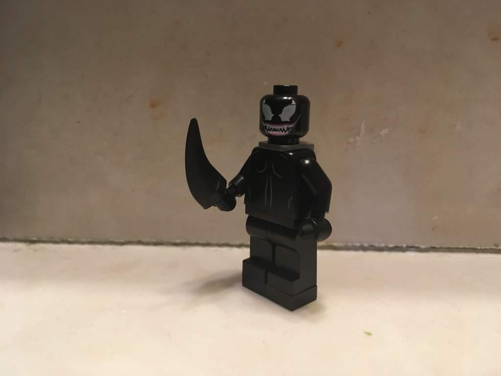 Custom Lego Venom Movie Veiny Venom Lego Amino
