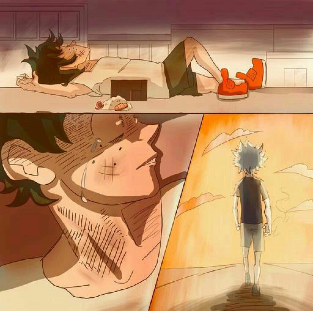 The Underdog Emperor Ch 1 [BNHA Fanfic] | My Hero Academia Amino