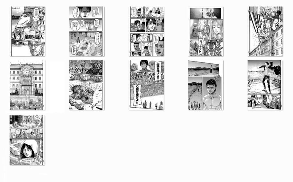 Manga Spoilers 110 Attack On Titan Amino Read attack on titan / attack on titan best manga online in high quality. manga spoilers 110 attack on titan amino