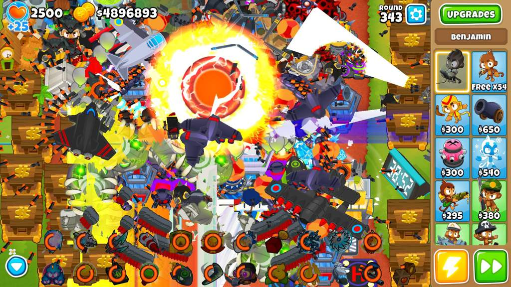 Glitched protjectiles | Bloons TD 6 Amino