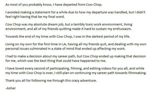 Asher™ | Cow Chop Amino Amino