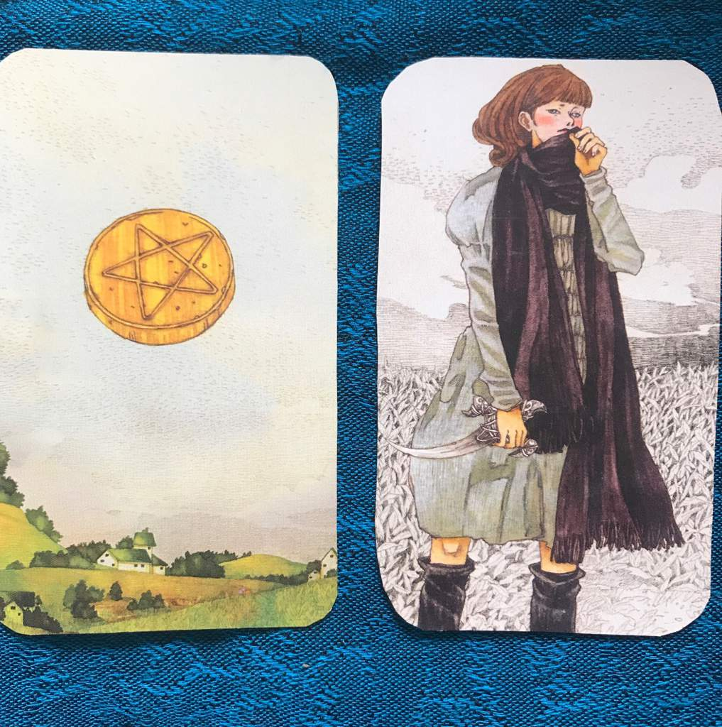 Cards of the Day (10/5/18) | Tarot and Divination Amino