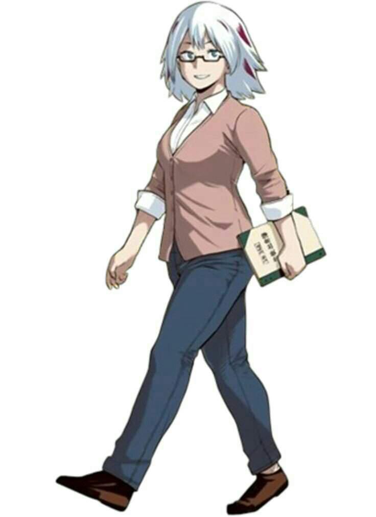 My Hero Academia Fuyumi
